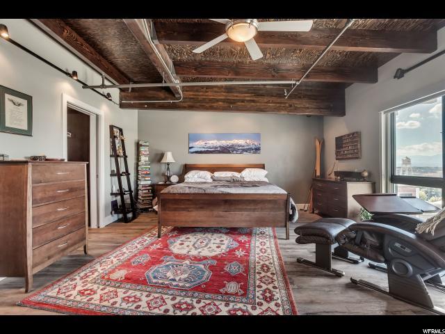 downtown slc real estate loft
