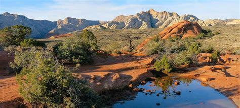 snow canyon st george utah